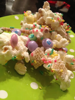 Easter treats: Bunny bait