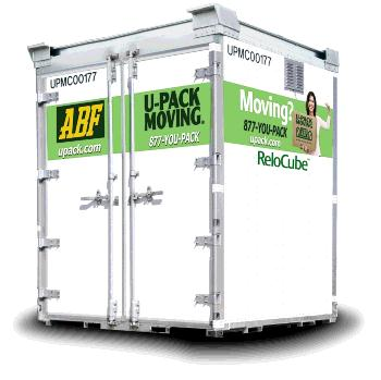 Long Distance Moving And Storage Containers