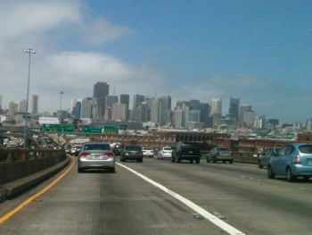 Moving to San Francisco - Road Trip