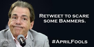 Retweet to scare some Bammers
