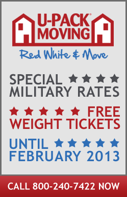 Military Move Discount