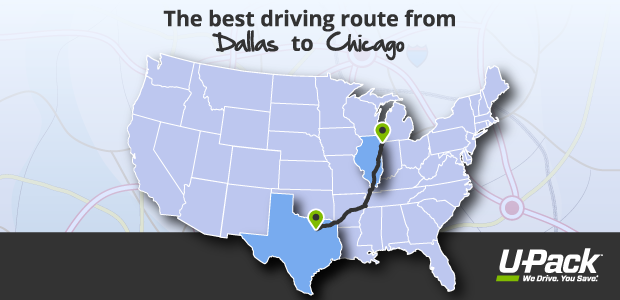 What is the best driving route from Dallas to Chicago? | U ...