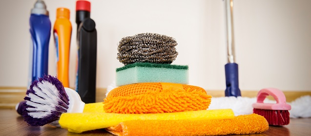 How to Clean Your Apartment Like a Pro | U-Pack