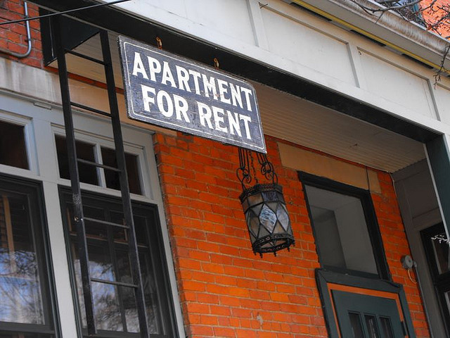 Tips for apartment hunting