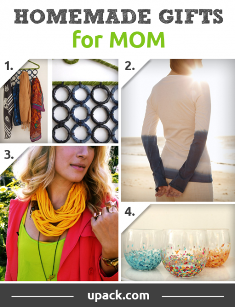 easy homemade gifts for mom and dad gift ideas
