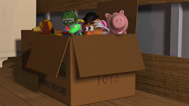 How Toy Story Got Moving All Wrong U Pack