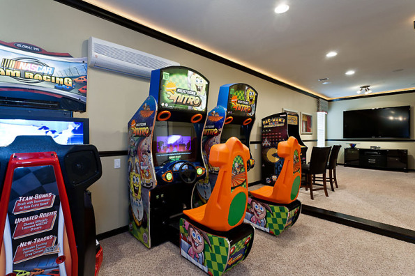 How to move an arcade game