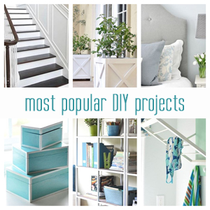 Best diy decorating blog pictures for Most popular diy crafts