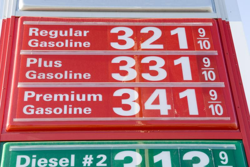 Gas prices can impact your moving costs