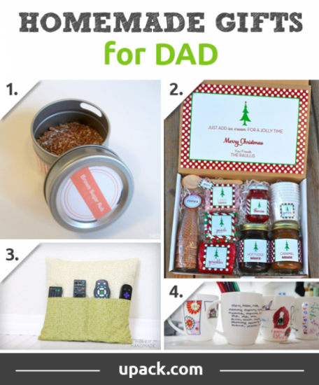 homemade christmas gift ideas for kids mom dad friends and more