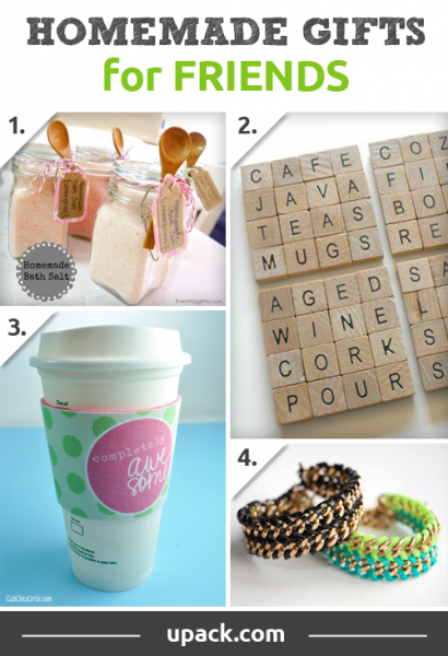 Easy christmas gifts for friends 28 images diy easy Easy gift ideas for friends