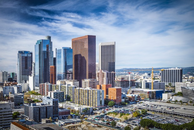 Los Angeles, CA is a great place to live in California