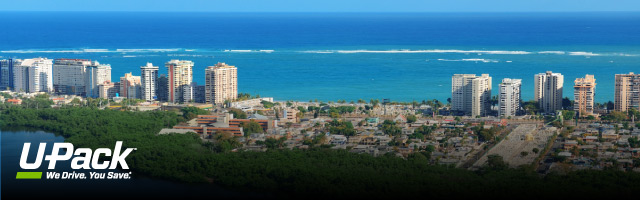 Moving to Puerto Rico   U-Pack