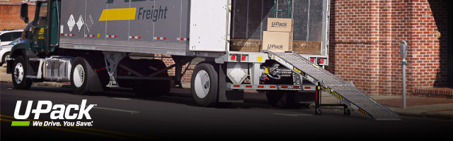 The Inside Scoop on Moving Trailers | U-Pack
