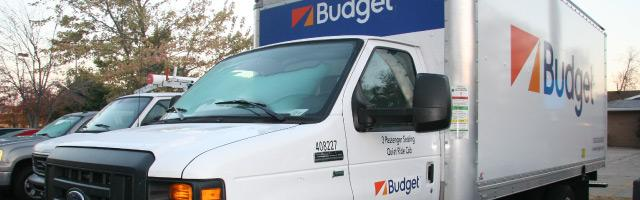 Frequently Asked Questions about Budget Trucks