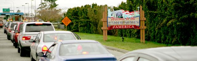 Tips for Crossing the Canadian Border by Car