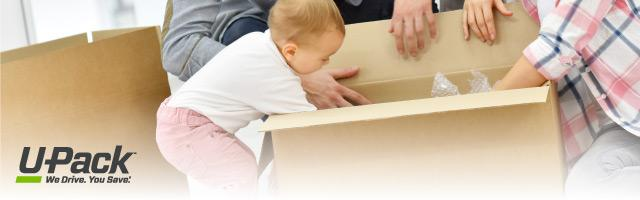 Complete Guide to Moving with a Baby
