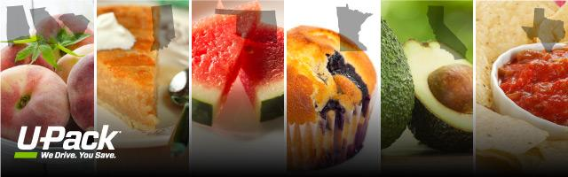 State foods, food festivals, state dishes and more