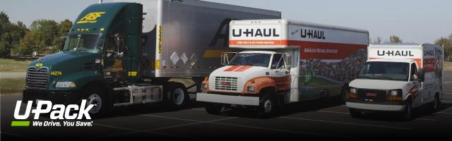 U-Pack vs. U-Haul