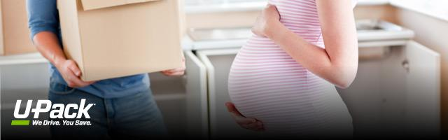 Tips for Moving When You're Pregnant