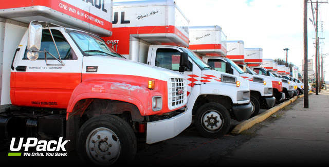 Frequently Asked Questions About U Haul Truck Rental U Pack